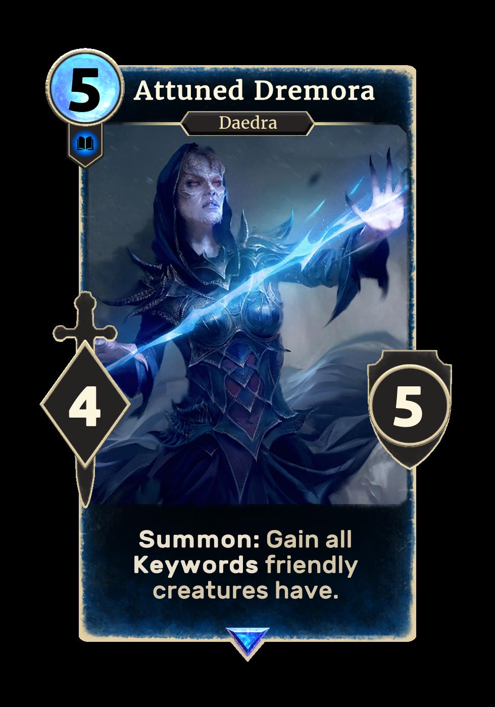 Attuned Dremora