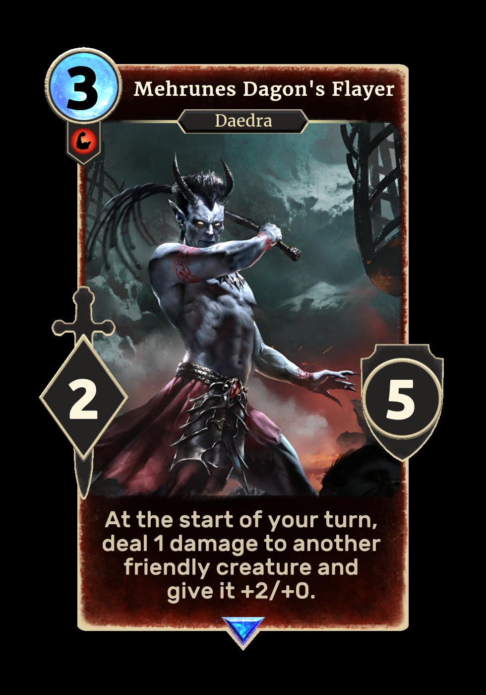 Mehrunes Dagon's Flayer