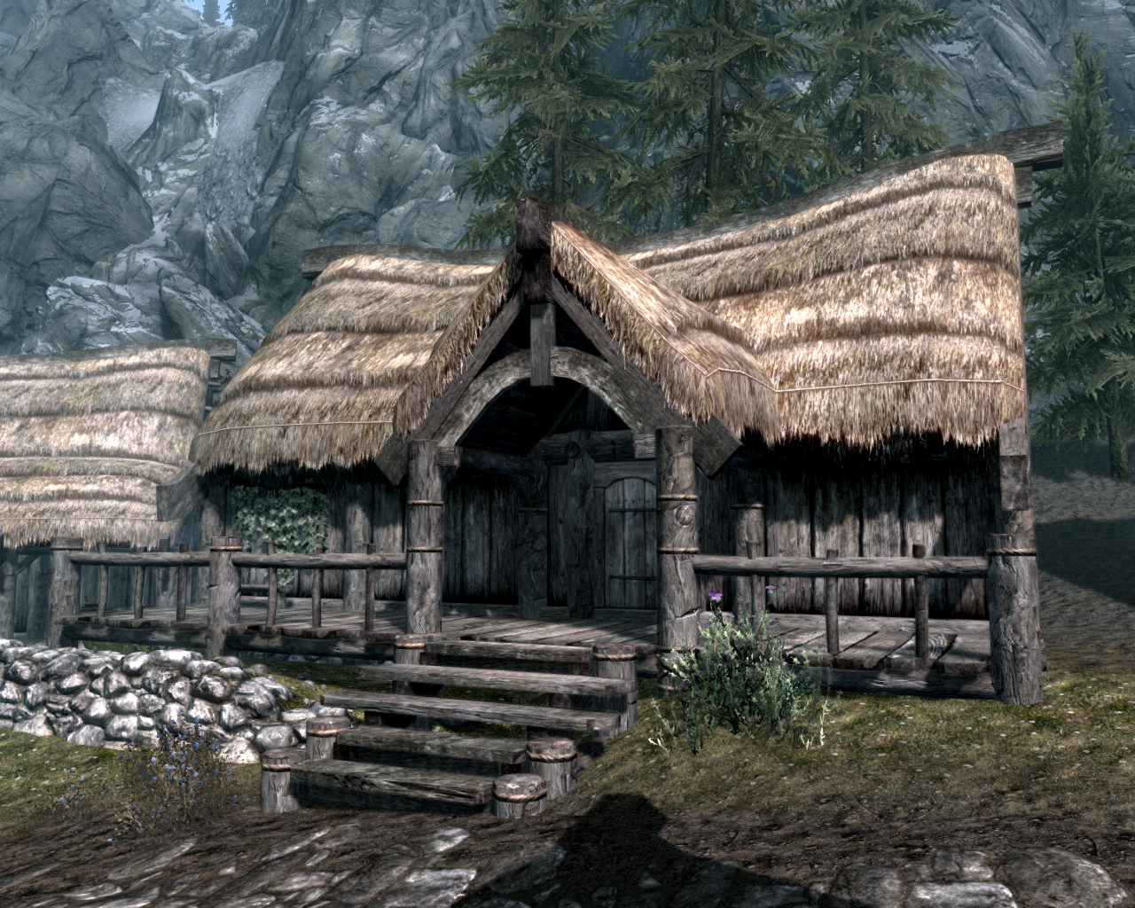 Дом Хоргейра
