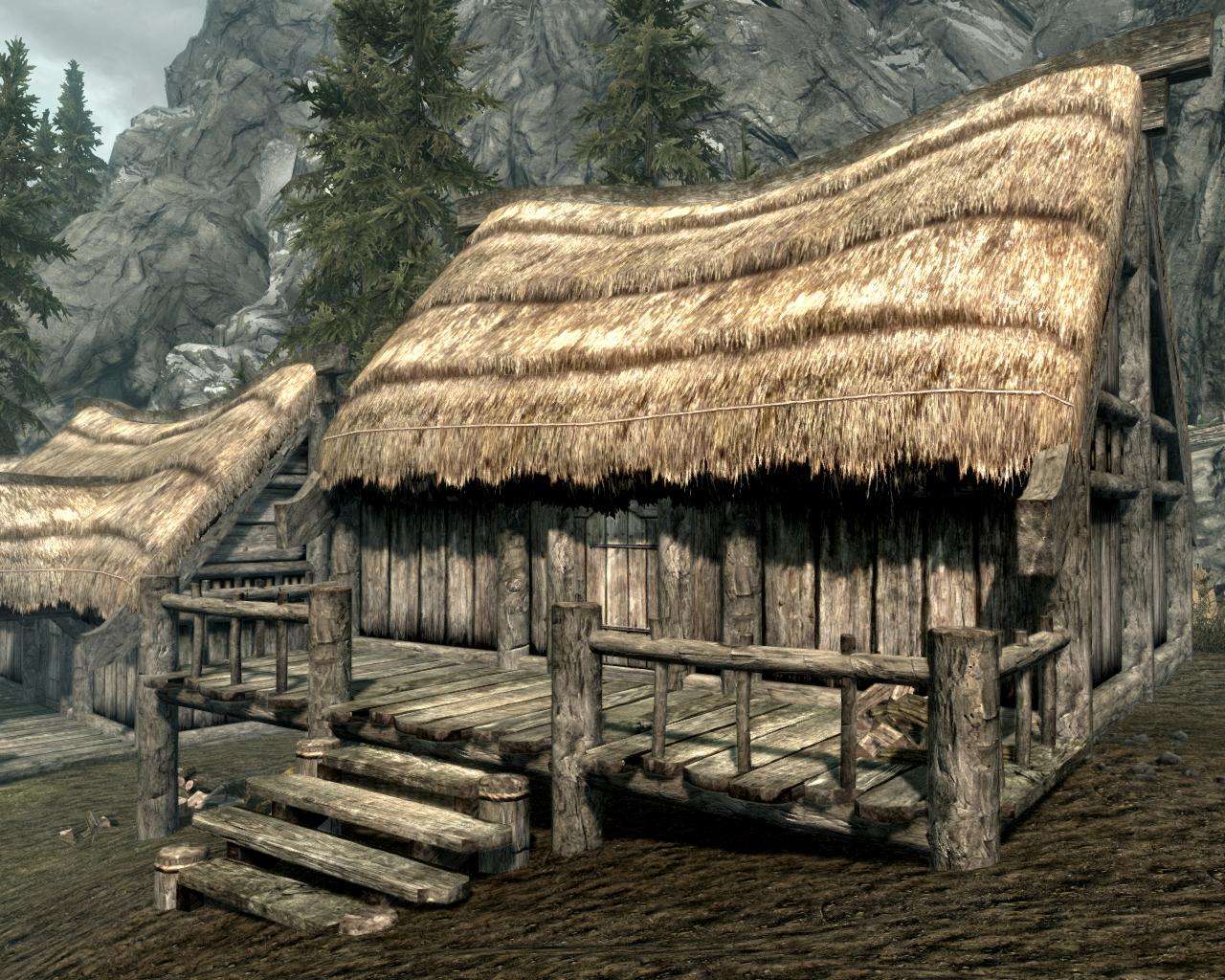 Дом семьи Лилвив