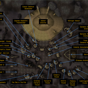 Ald'ruhn - Local Map - Morrowind.png