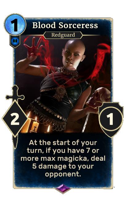 Blood Sorceress