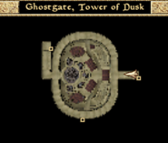 Ghostgate Tower of Dusk Interior Map Morrowind
