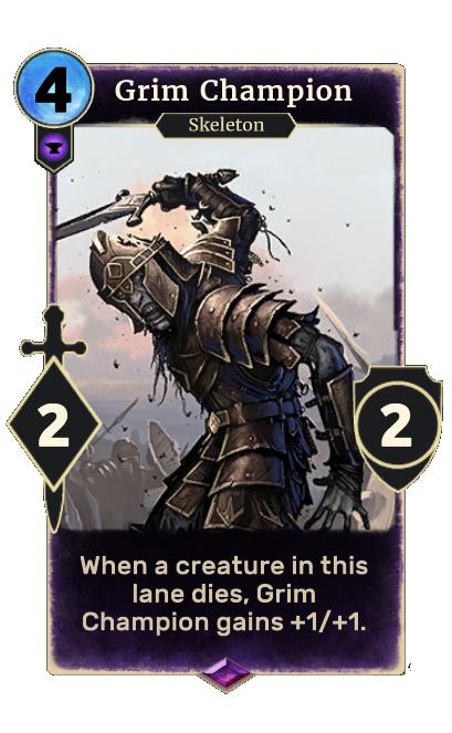 Grim Champion