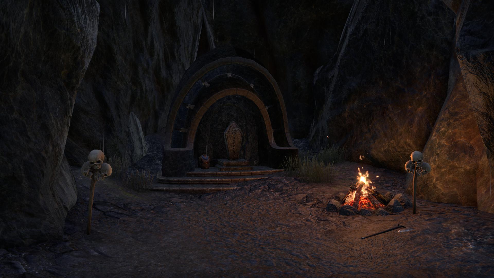 Sarano Ancestral Tomb (Online)