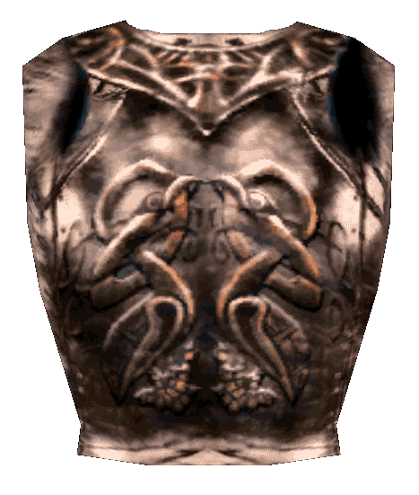 Nordic Iron Cuirass (Morrowind)