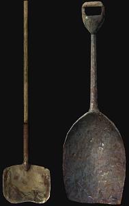 Shovel (Skyrim)
