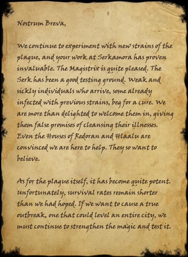 The Llodos Plague (Book)