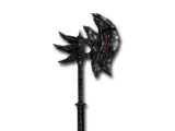 Даэдрический топор (Morrowind)
