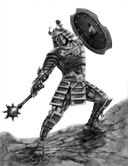 Arms and Armor of the Fighters Guild.jpg