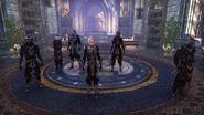 Dark Brotherhood in Cathedral