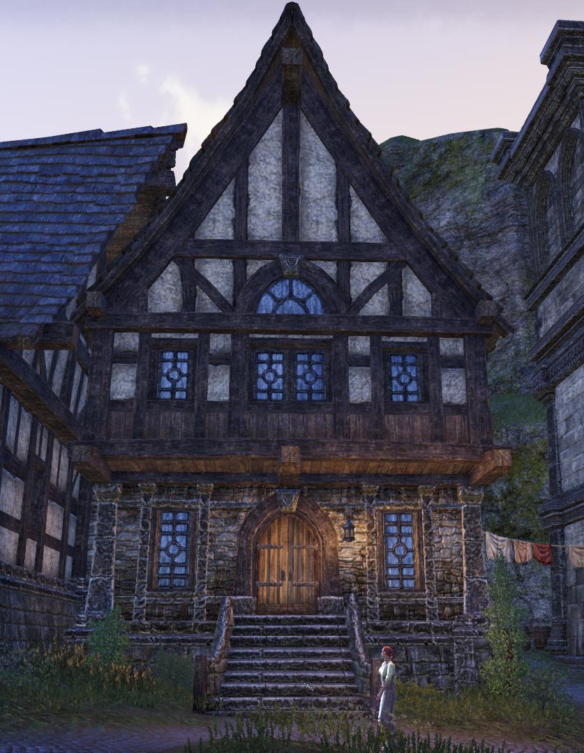 Patheirry House
