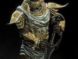 Костяной доспех (Dragonborn)