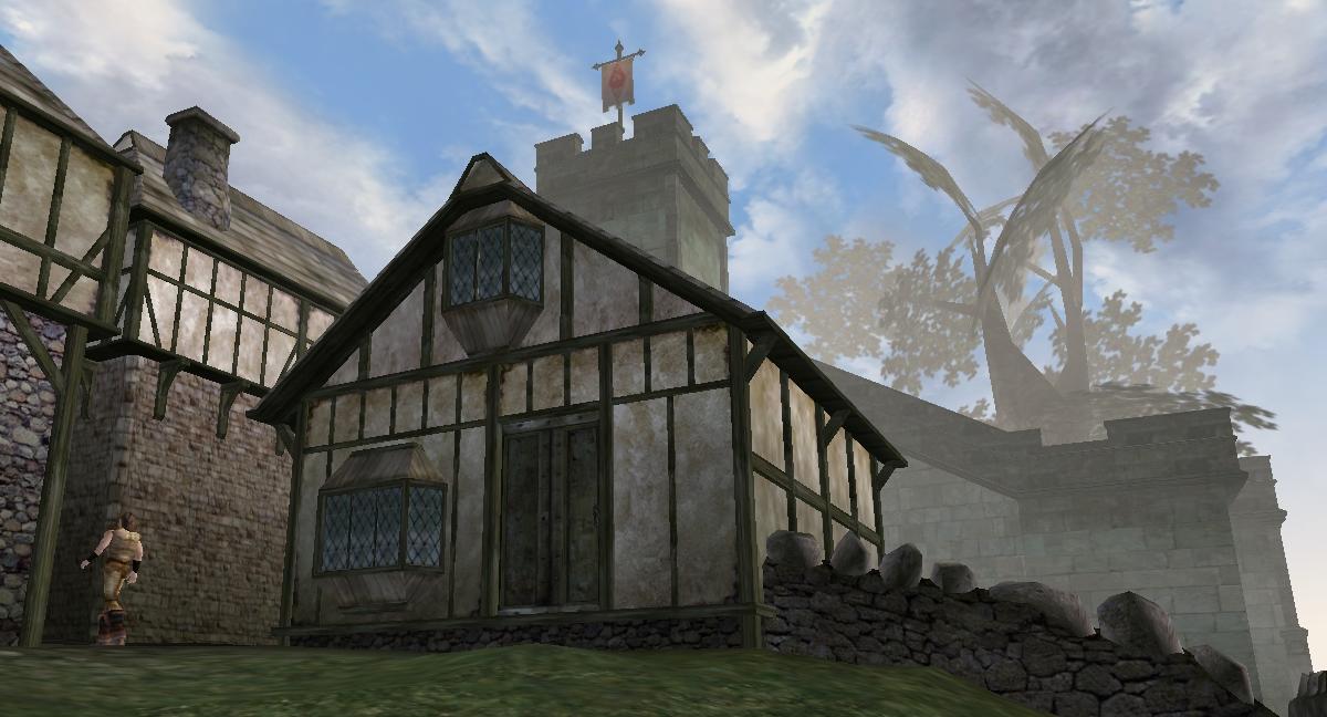 Ahnassi's House