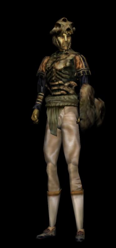 Северная броня из кости тролля (Morrowind)