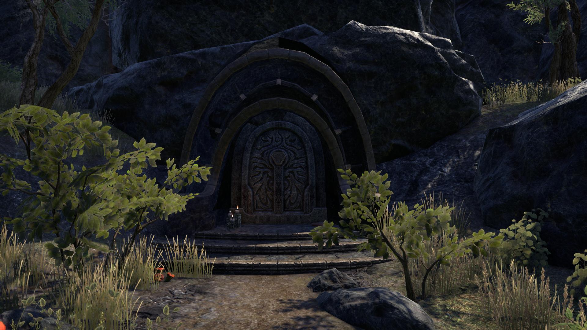 Безымянная родовая гробница