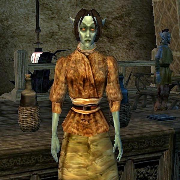 Бодери Фарано (Morrowind)
