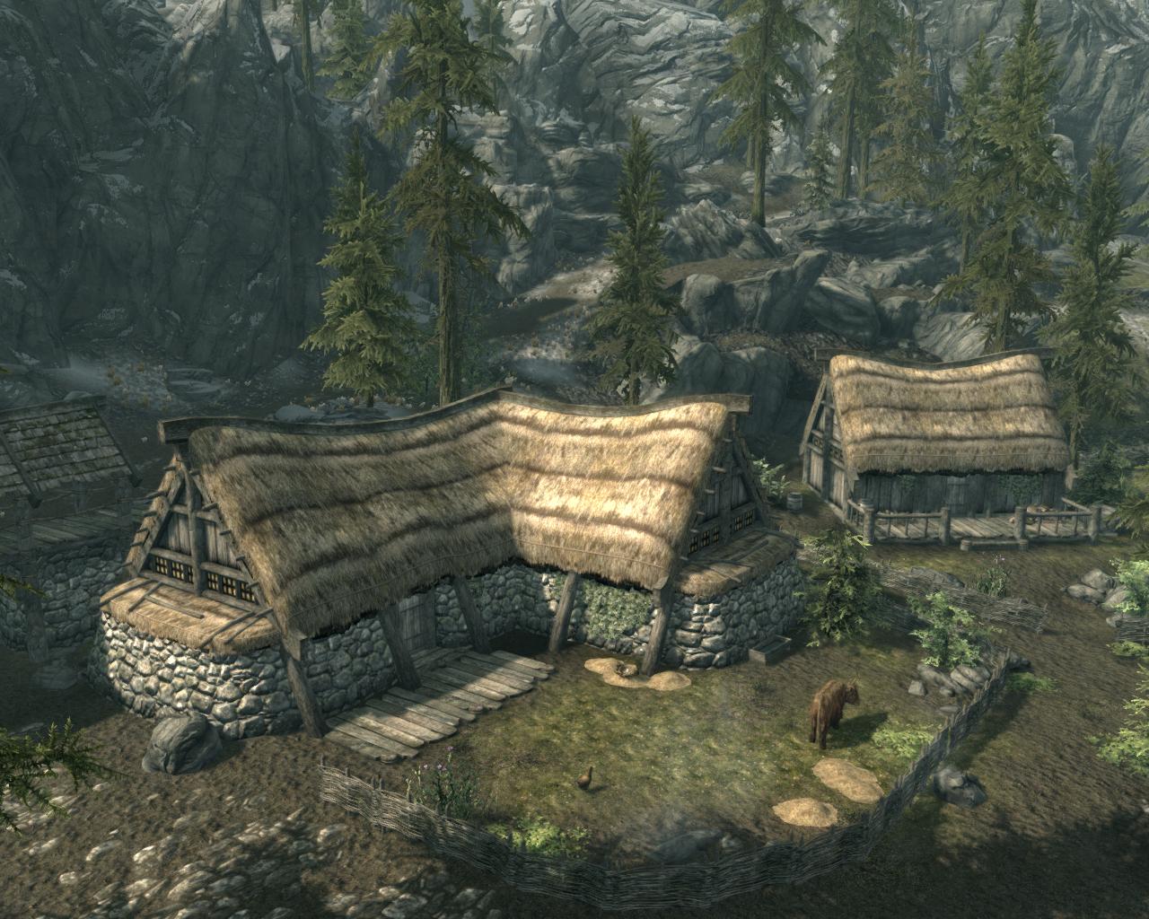 Дом Хода и Гердур