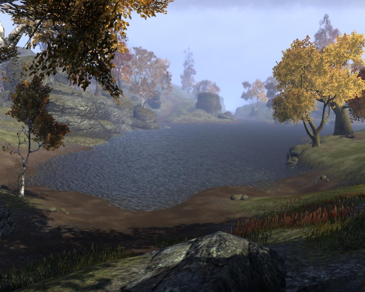 Озеро Поппад