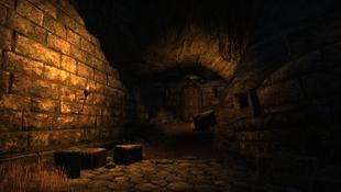 Пещера Судьба тени 11