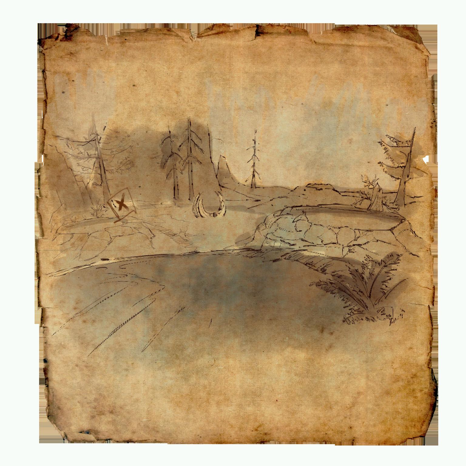 Eastmarch Treasure Map III