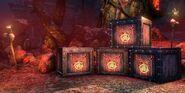 Flame Atronach Crate x4