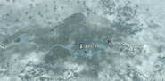 Kieł Faldara (mapa) (Skyrim)