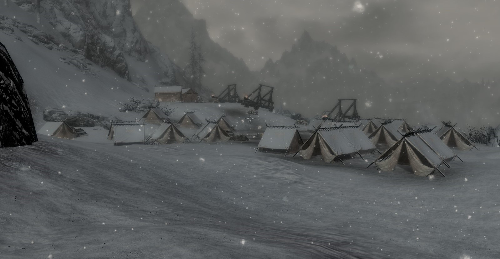 Windhelm Military Camp