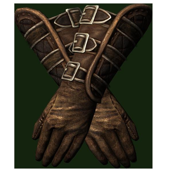 Тяжёлые перчатки Стражи Рассвета