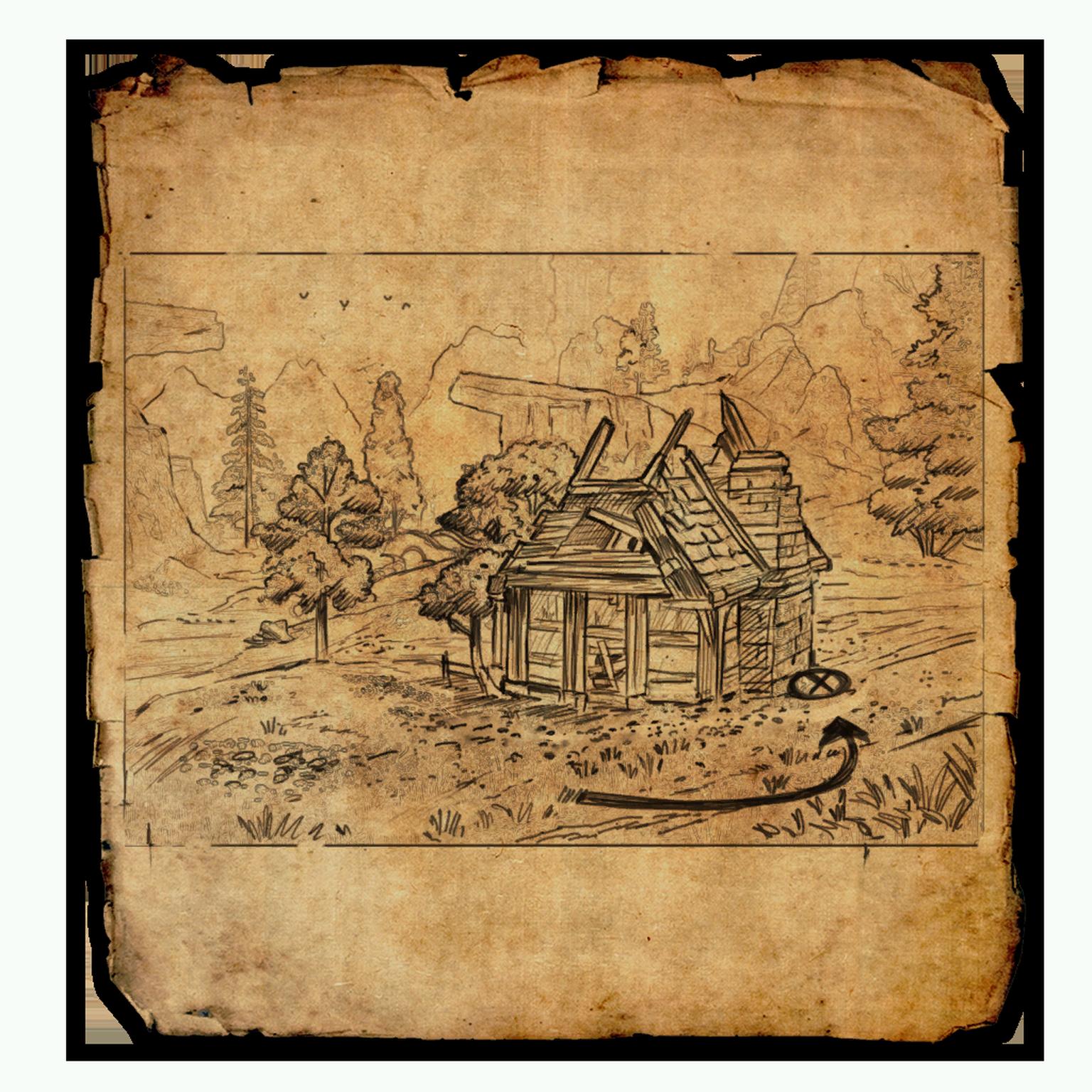 Craglorn Treasure Map VI