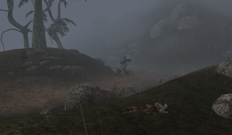 The Corpse and the Skooma Pipe