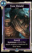 Yew Shield (Legends) DWD