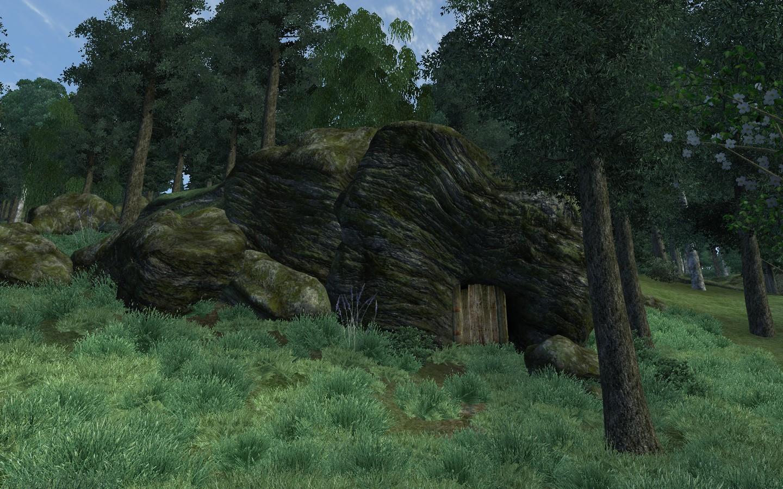 Пещера Бладмейн (Oblivion)