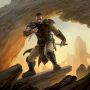 Alik'r Survivalist card art
