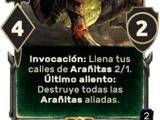 Araña daedra (carta)