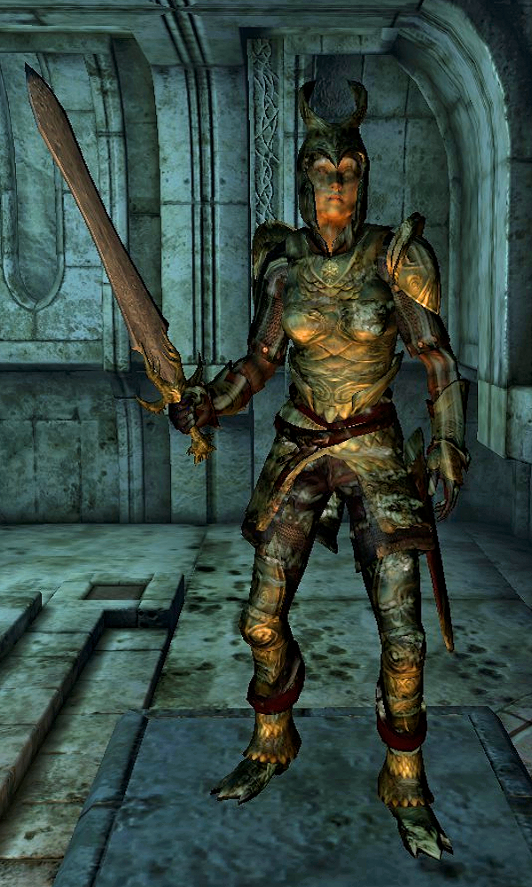 Ayleid Guardian (Oblivion)