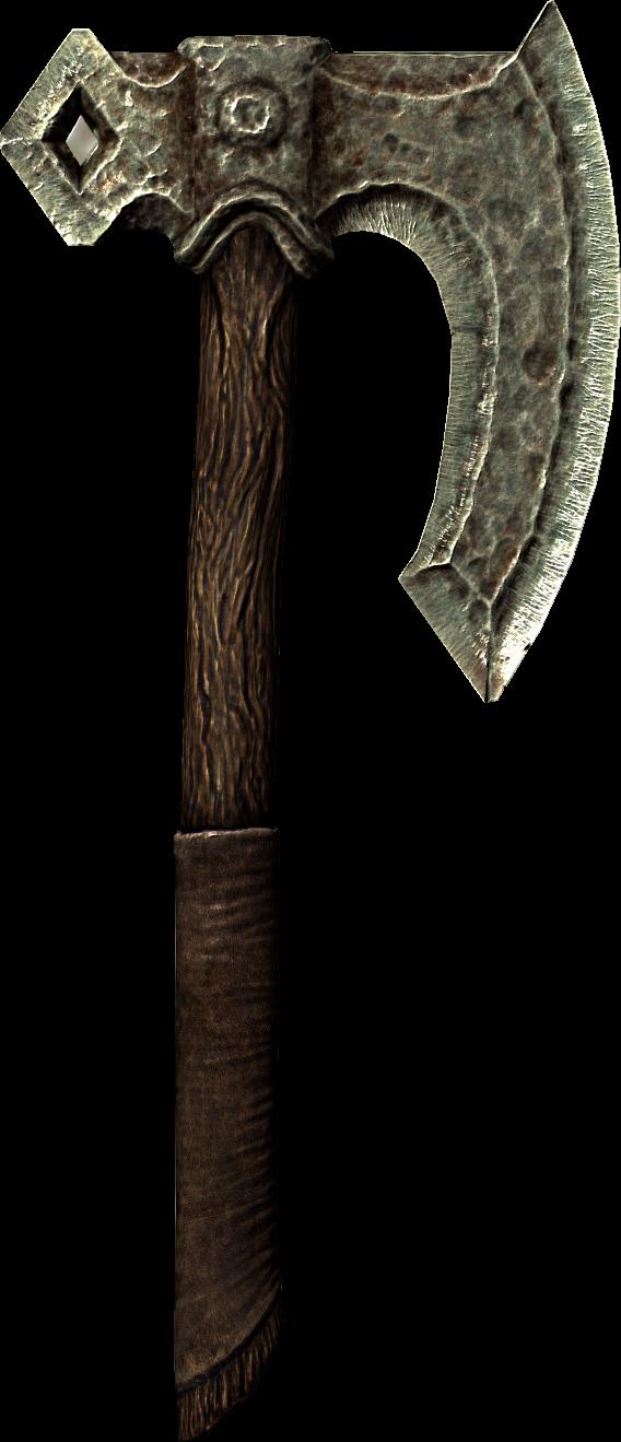 Iron War Axe (Skyrim)