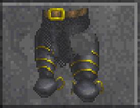Iron Greaves (Daggerfall)
