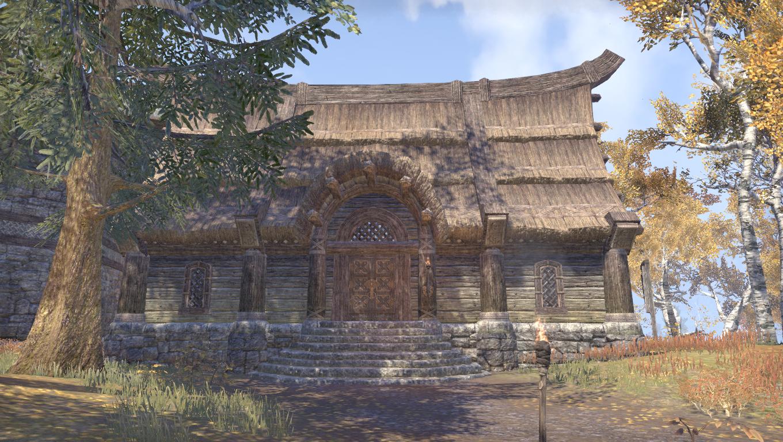 Дом семьи Медовая Кровь