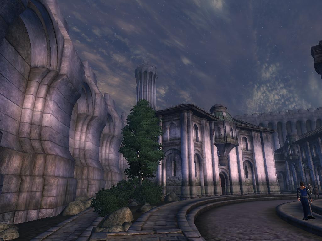 Храмовый район Имперского города