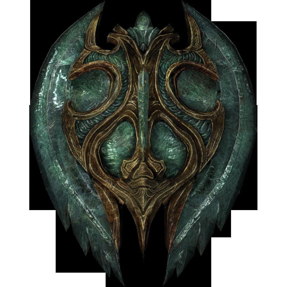 Escudo de cristal (Skyrim)
