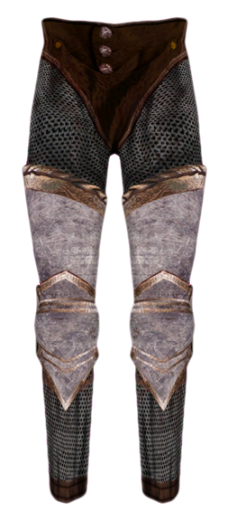 Greaves of the Crusader