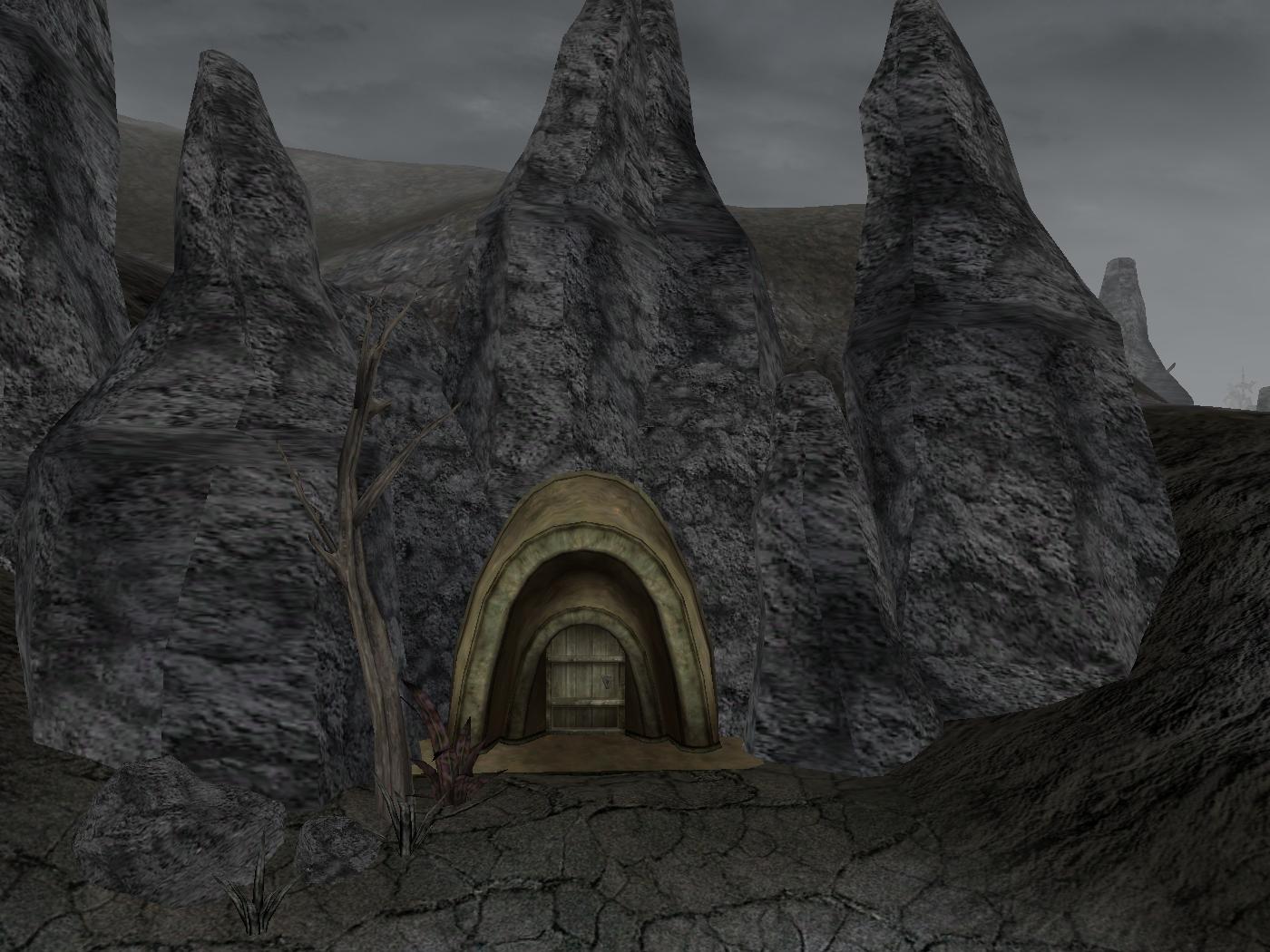Serano Ancestral Tomb (Morrowind)