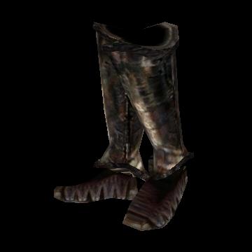 Железные ботинки (Morrowind)