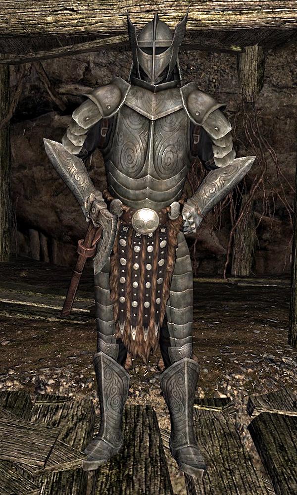 Steel Plate Armor