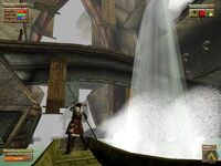 Beta Morrowind Gondolier