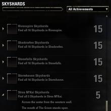 Skyshard - Stros M'Kai.png