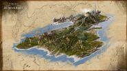 Wyspa Alinor concept art (Online)