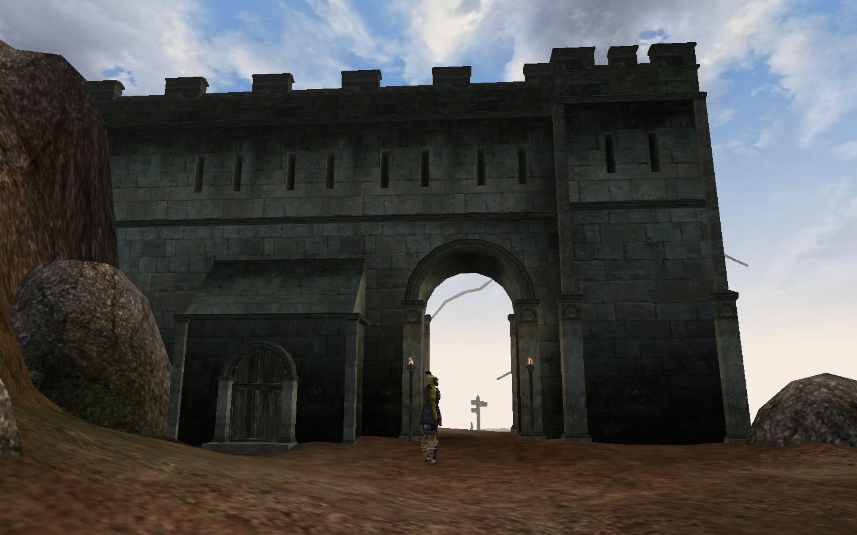 Форт Дариус