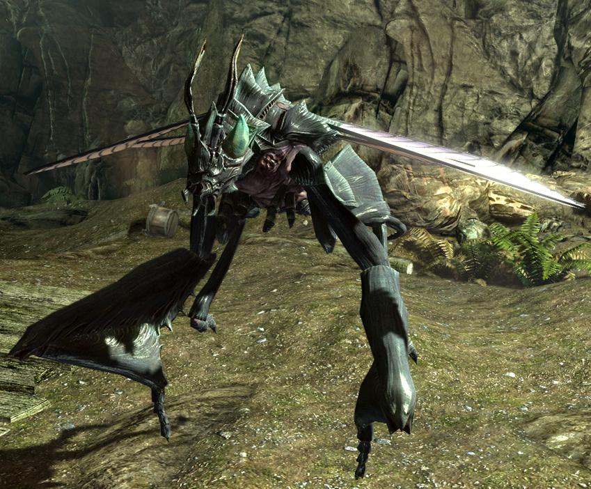 Chaurus Hunter (Dawnguard)
